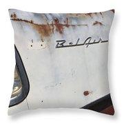 Bel Air Fin Throw Pillow