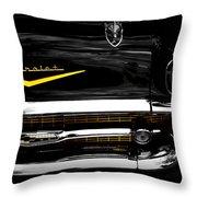 Bel Air Frontal Throw Pillow