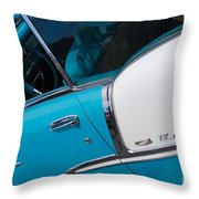 Bel-air Throw Pillow