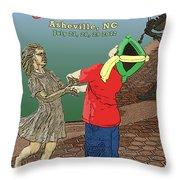 Bele Chere 2012 Throw Pillow