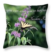 Believe - Featured In Featured Art- Comfortable Art And Beauty Captured Groups Throw Pillow