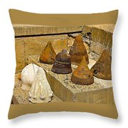 Bell Forms Throw Pillow