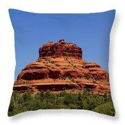 Bell Rock 1 Throw Pillow