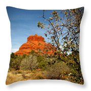 Bell Rock Vista Sedona  Az Throw Pillow