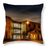 Bellaire High School Throw Pillow