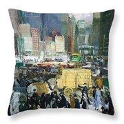 Bellows' New York Throw Pillow