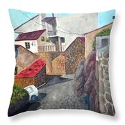 Belmonte  Throw Pillow