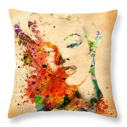 Beloved Throw Pillow