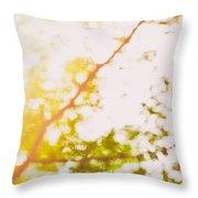 Beneath A Tree  14 5199  Diptych  Set 2 Of 2 Throw Pillow by Ulrich Schade