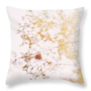 Beneath A Tree  14 5284  Diptych  Set 1 Of 2 Throw Pillow