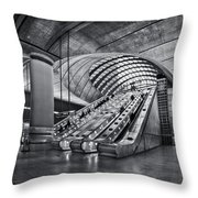Beneath The Surface Of Reality Throw Pillow