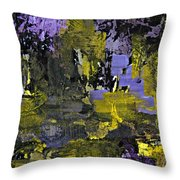 Beneficial Bees 1 Of 2  Throw Pillow