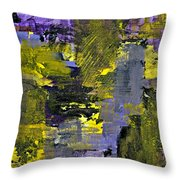 Beneficial Bees 2 Of 2 Throw Pillow