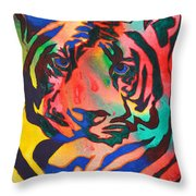 Bengal Throw Pillow