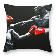 Benn V Mcclellan Throw Pillow