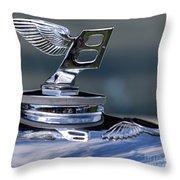 Bentley Reflections Throw Pillow