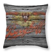 Berghoff Throw Pillow