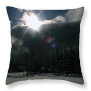 Berkshire Winter 3 Throw Pillow