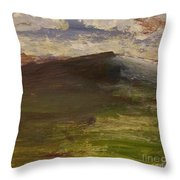 Berkshires On My Mind Throw Pillow
