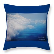 Bermuda Aerial # 1 Throw Pillow