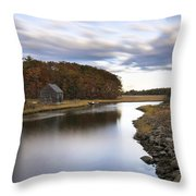 Berrys Brook Throw Pillow