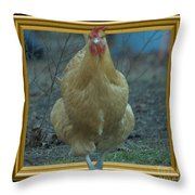 Bertha Throw Pillow