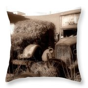 Best Of Friends Pennsylvania Ave Wilkes Barre Pa Throw Pillow