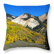 Best Of Nowhere Throw Pillow