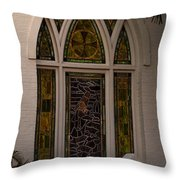 Bethel A M E  Key West Throw Pillow