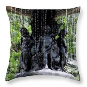 Bethesda Boys Throw Pillow