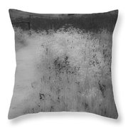 Between Black And White-28 Throw Pillow