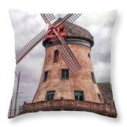 Bevo Mill II Throw Pillow