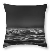 Beyond The Sea Throw Pillow