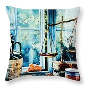 Beyond The Shadow Of Doubt Throw Pillow