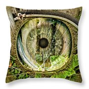 Bifocal Throw Pillow