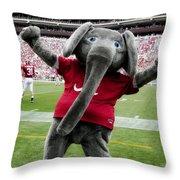 Big Al Throw Pillow