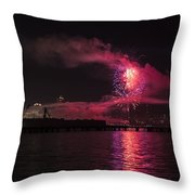 Big Bang 2013 Throw Pillow