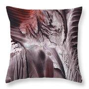 Big-bang Glimmer Throw Pillow
