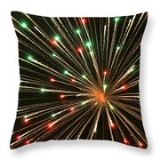 Big Bang Throw Pillow