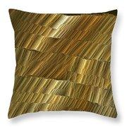 Big Brass Band Throw Pillow