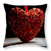 Big Heart Throw Pillow
