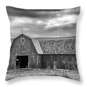 Big Red 3683b Throw Pillow