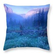 Bob Marshall Wilderness Throw Pillow