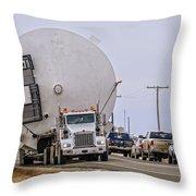 Big Traffic Throw Pillow