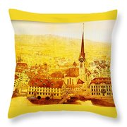 Bild Fraumuenster Throw Pillow