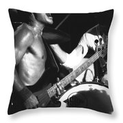 Church In Action 1978 Throw Pillow