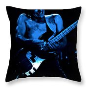 The Electric Church Throw Pillow