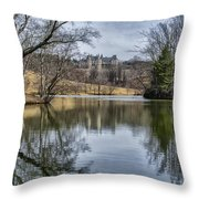 Biltmore Reflection Throw Pillow