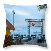 Bimini Guy Harvey Outpost Throw Pillow