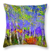 Birchtrees 56412 Throw Pillow